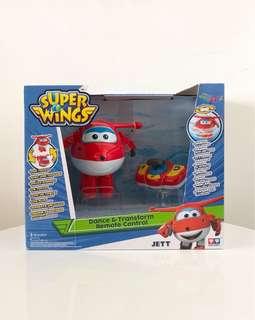 Super Wings Dance & Transform remote control