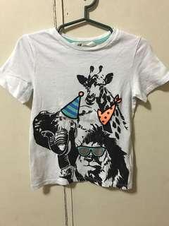 H&M boys kids shirt