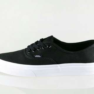 Vans Authentic Mono Black