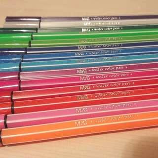 14色水彩筆