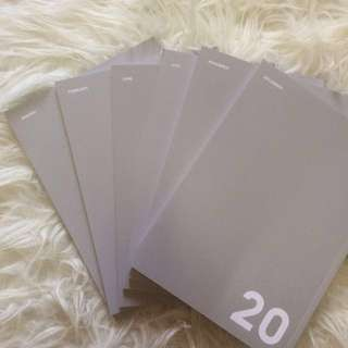 Ready Stock EXO Season Greetings 2018
