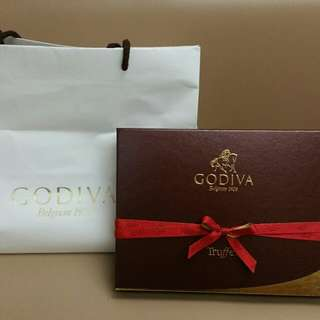 GODIVA 24顆裝朱古力禮盒 24-piece Chocolate Truffle Box