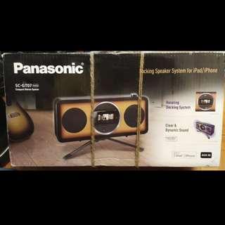 Panasonic speaker喇叭