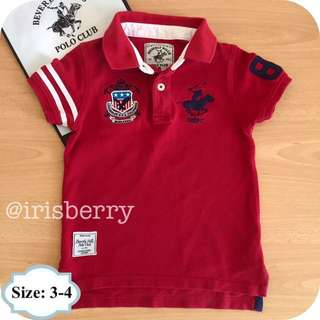 Authentic Polo Beverly Hills Boys T'Shirt