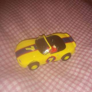Tyco. Miata. #7. H. O. Scale slot car in very very good condition 9