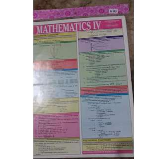 Mathematics IV