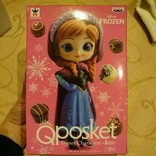 Qposket Disney character Anna