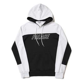 [PO] Palace Space Navy Hoodie