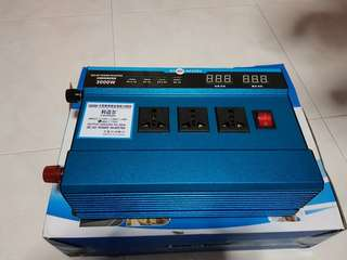 Solar intelligent power inverter