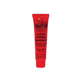 LUCAS PAPAW Ointment (25gr) - Made In Australia