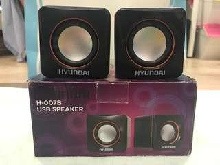 Hyundai USB speaker