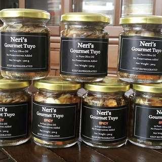Neri's Gourmet Tuyo