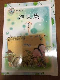 作文集  secondary composition guidebook