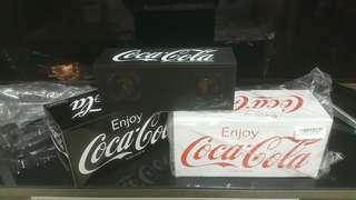 全新 型格 日本正版 可口可樂喇叭 Coca cola Speaker