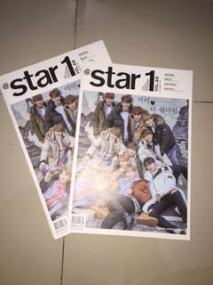 STAR 1 WANNA ONE