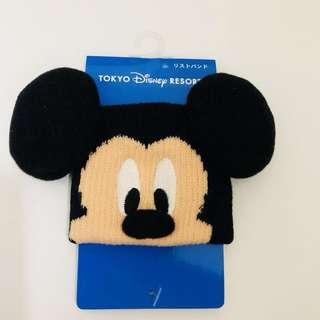 Tokyo DisneySea Mickey wristband