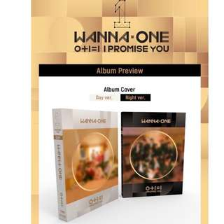 [UNSEALED] WANNA ONE I PROMISE YOU ALBUM