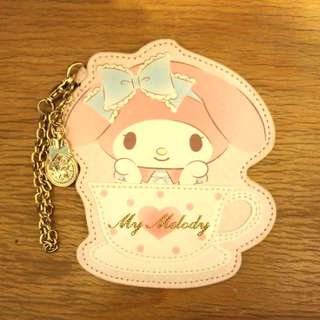 全新Sanrio Melody 八達通套購自日本