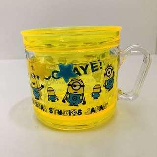 Universal studios Japan minions cup