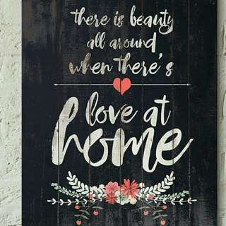 Frame Poster Home Deco Art
