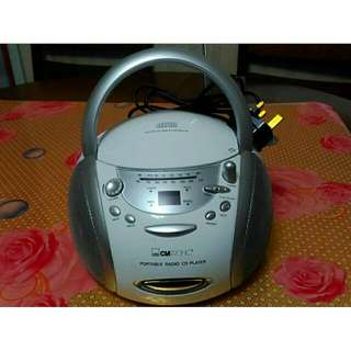 便攜CD收音機 Portable Radio CD Player