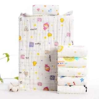 FEB 18 BABY TOWEL SET OF 2PCS (LZ)