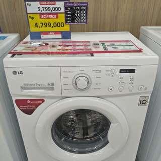 All Type Mesin cuci frontloading bisa dicicil dp0% Proses 3 menit