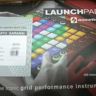 Launchpad MKII Novation