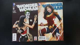 Wonder Woman (8/15) #41 + Variant