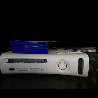 Xbox 360 jtagged jasper plus 1tb hdd full of games