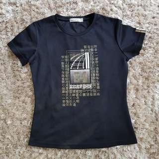 T Shirt Sendiren & Machbeth