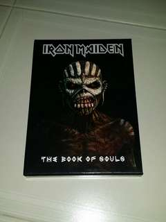 Iron Maiden - The Book Of Souls ( Deluxe edition )