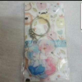 In Stock Little Girl Atumiao Design Key Chain