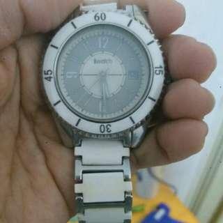 I watch白色女裝手錶