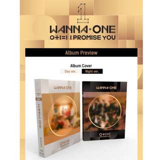 [UNSEALED] WANNA ONE- I PROMISE YOU ALBUM