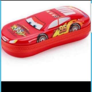In Stock Disney Mcqueen Pixar cars Pencil Case For Boys. Size is 22 × 9 × 5cm