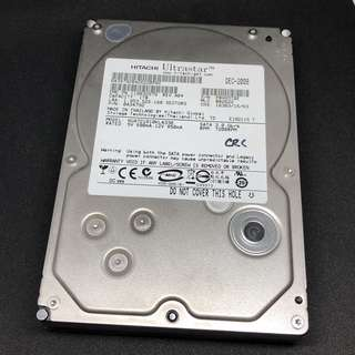 Hitachi Ultrastar Harddrive