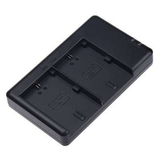LP-E6 Dual Battery Charger | Slim Charger |