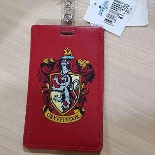 Harry Potter Gryffindor Card Holder from Universal Studios Japan