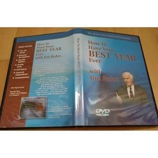 Self Development Video For Motivational and Inspirational - How To Have Your BEST Year Ever By Jim Rohn