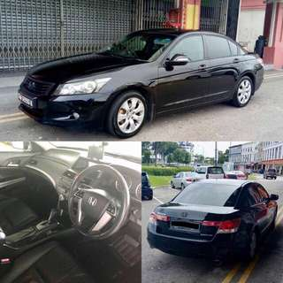 Honda Accord For Rent