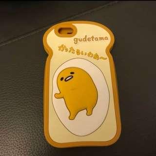 *包平郵* 原裝正貨 日本sanrio 蛋黃哥 多士iphone case 軟身保護套