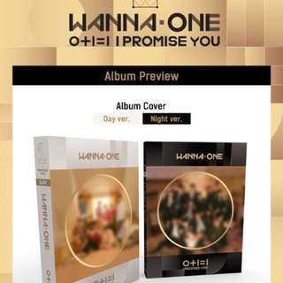[OFFER] WANNA ONE-I PROMISE YOU ALBUM