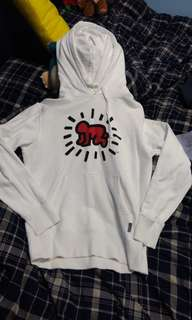 9a86ec0d5573 Keith Haring X Uniqlo Hoodie