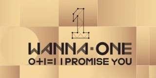 [UNSEALED] WANNA ONE- I PROMISE YOU ALBUM