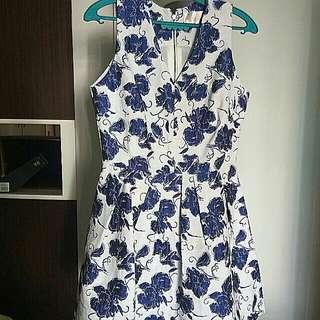 Women Flora Dress