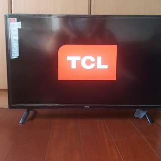 "For sale tcl 32"" led hd tv 32D290p"
