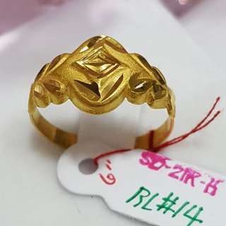 21K Saudi Gold Items
