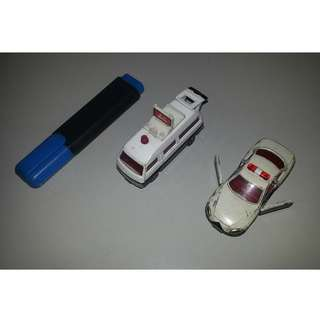 [BUNDLE] Tomica Small Cars