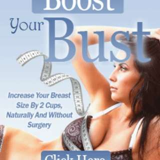 @_@ BUST BOOST BREAST ENLARGEMENT! 1 or 2 PILL A DAY & WATCH YOUR BUST BOOM! NUMBER 1 BREAST ENLARGEMENT PILL. FIRMER & FULLER... BUST OUT OF YOUR TOP IN 90 DAYS.